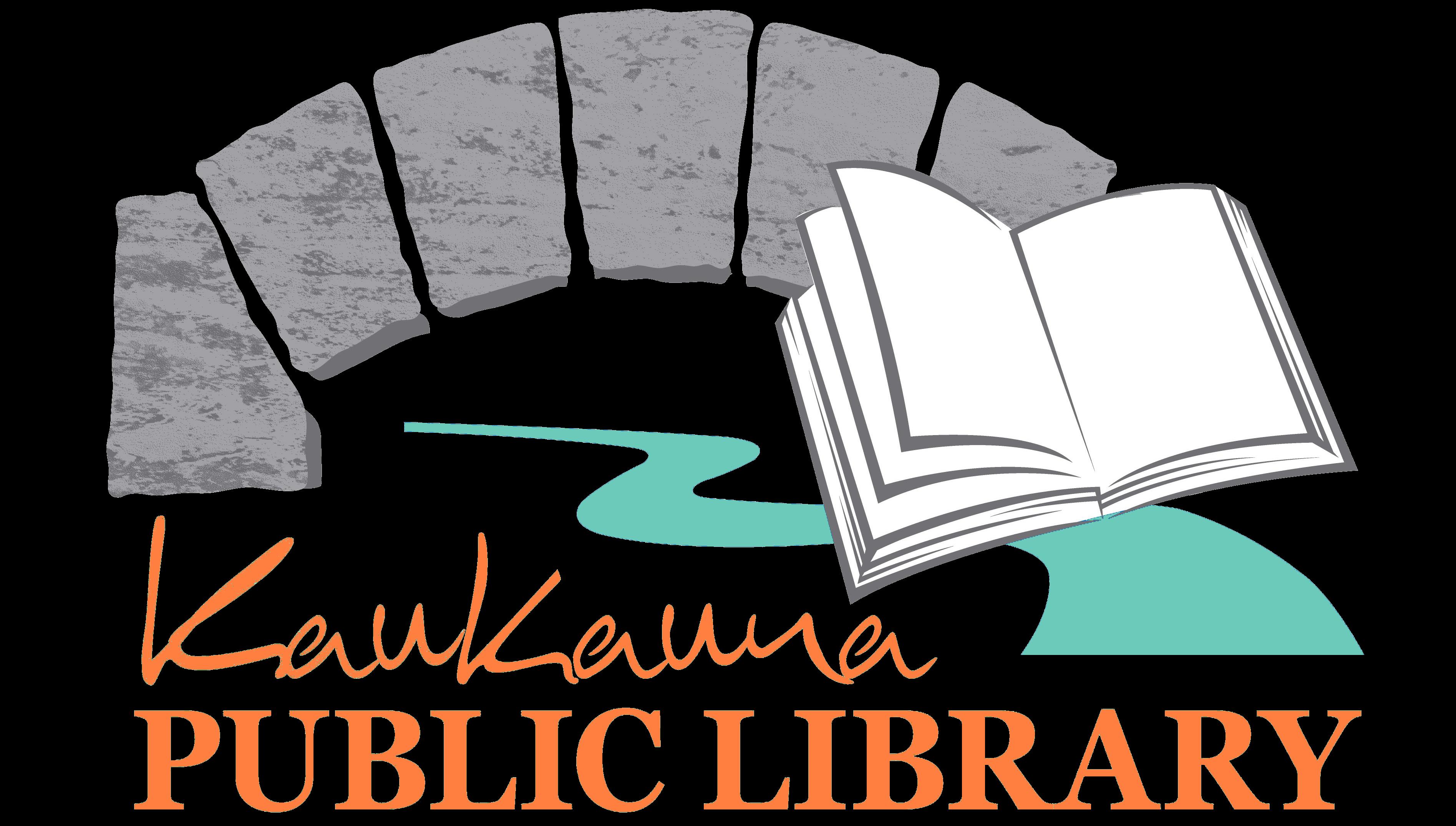 Kauakuna Library Logo