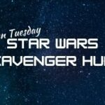 Star wars scavenger hunt