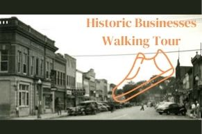 Historic downtown Kaukauna
