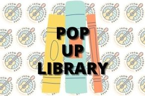 POP UP LIBRARY Event