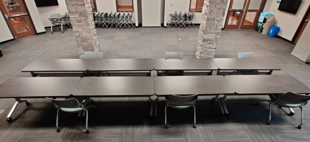 Board Room Meeting Room Setup