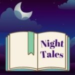 night time with book